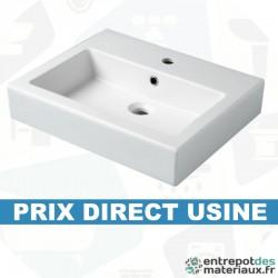 vasque-a-poser-rectangle-ceramique-blanche-pas-cher-prix-d-usine-troyes-aube