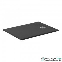 receveur-a-poser-extra plat-ideal standard-noir-pas-cher-prix-d-usine-troyes-aube