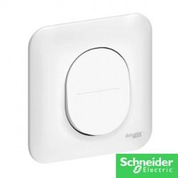 bouton poussoir-ovalis-schneider-electricité pas cher Troyes prix usine prise interrupteur disjoncteur