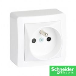 ALREA prise courant-alrea-schneider-electricité pas cher Troyes prix usine prise interrupteur disjoncteur