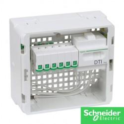 coffret-de-communication-grade-2-lexcom-home-schneider-electricité pas cher troyes prix usine prise interrupteur disjoncteur