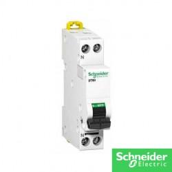 PRODIS DT40N 1P+N 16A Courbe D - A9N21376schneider-electricité pas cher troyes prix usine prise interrupteur disjoncteur